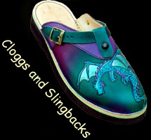 Cloggs and Slingbacks